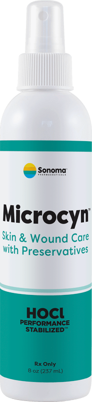 Microcyn Skin & Wound Care