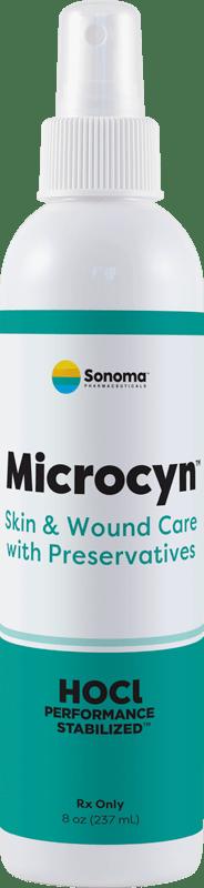 Microcyn Skin & Wound Care