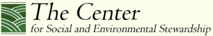 The Center for Social and Environmental Stewardship Logo