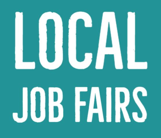 Click here for local Job Fair information