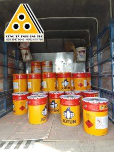 Công dụng sơn công nghiệp Jotun sàn bê tông