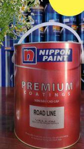 Chỗ mua sơn giao thông phản quang Nippon Reflective Road Line