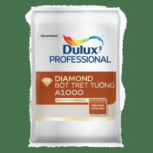 Cửa hàng bán Dulux dự án bột trét tường nội thất Diamond A1000