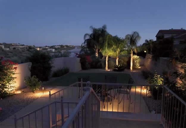 outdoor landscape lighting tucson az
