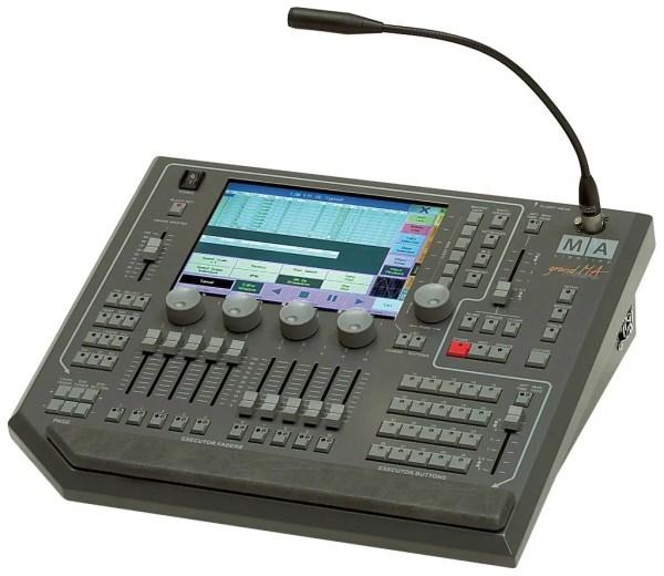 Location consoles DMX et gradateurs