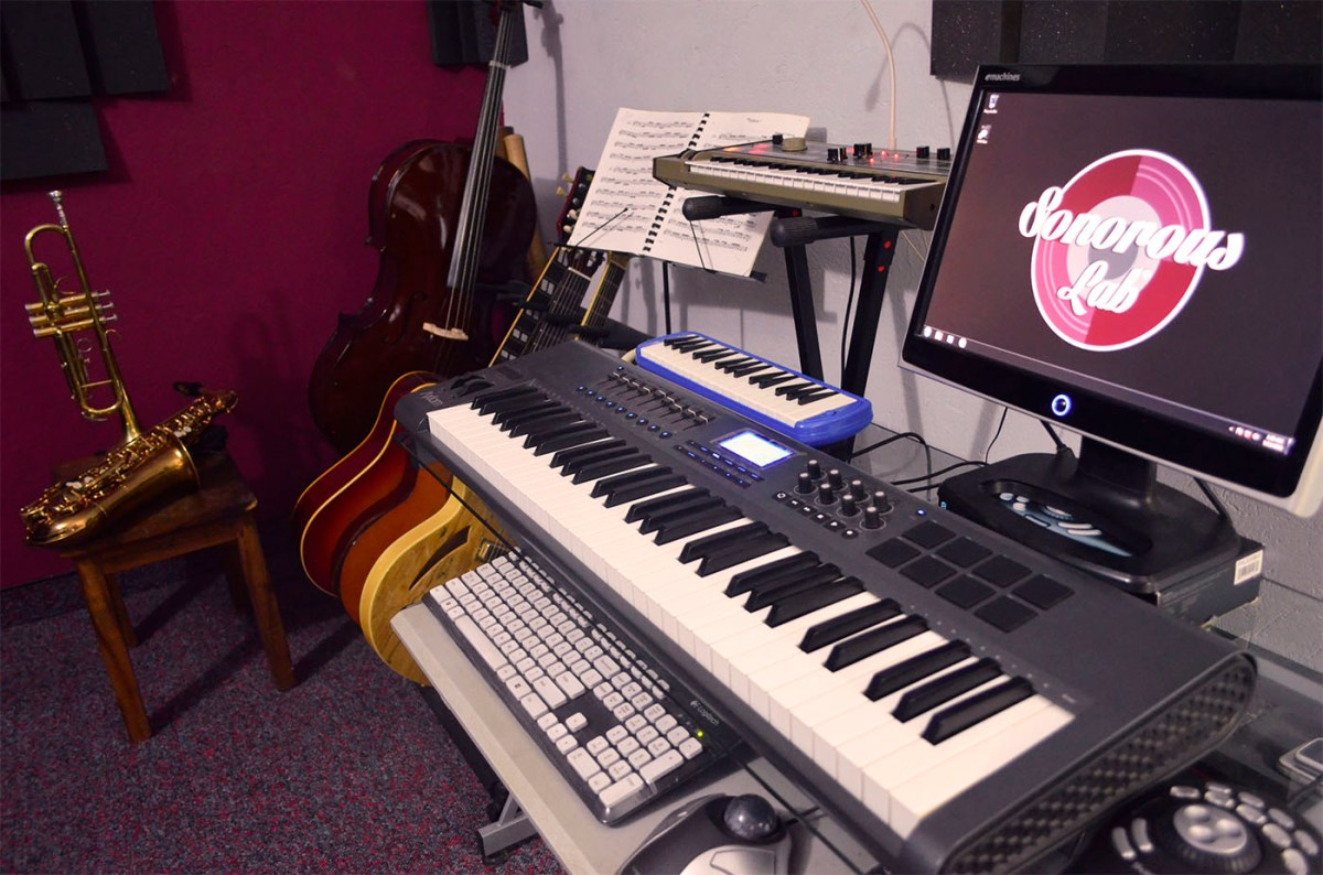 Music Production Sound Design Sonorous Lab