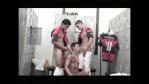 Jogadores do Flamengo transando video gay