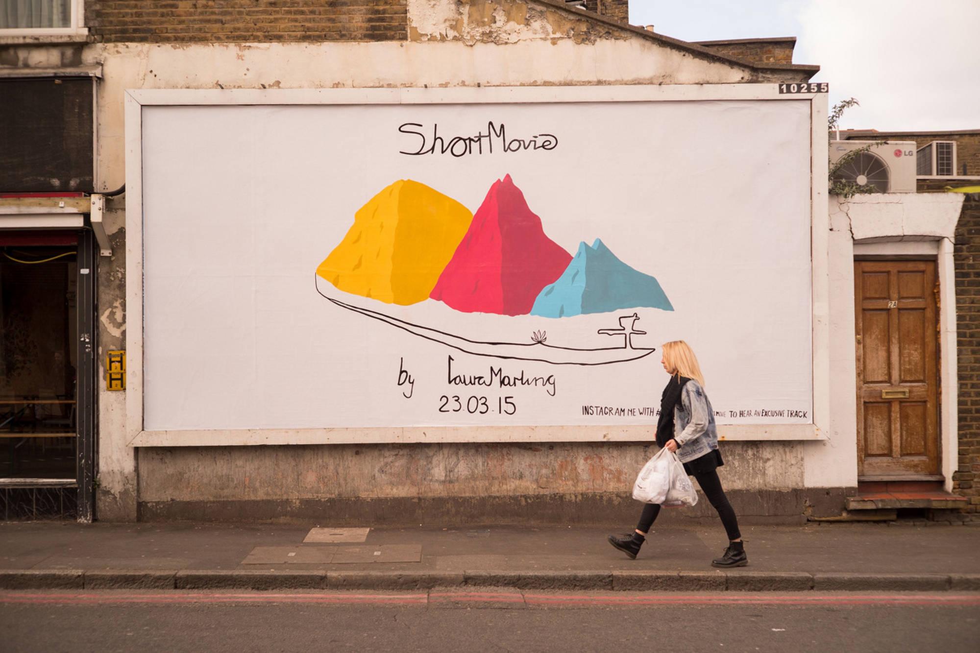 'Short Movie' - Cuốn phim hành trình bằng âm nhạc của Laura Marling