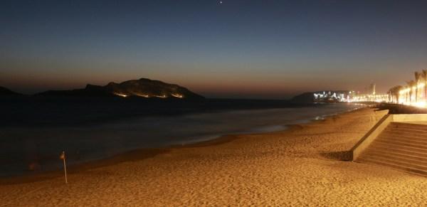 La isla Venados fue iluminada durante el Tianguis Turístico de México 2018
