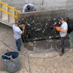 Basura daña red de drenaje en Mazatlán