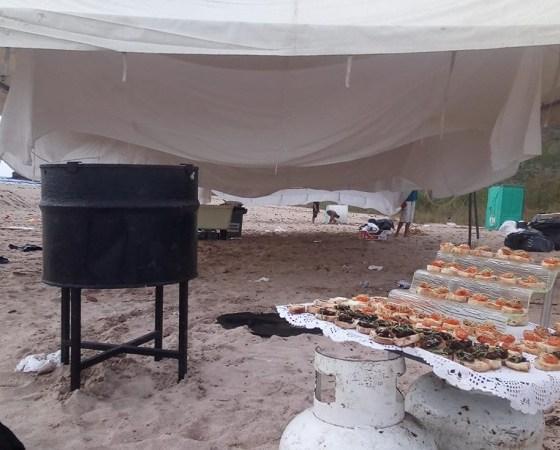 Fiesta en Isla Venados