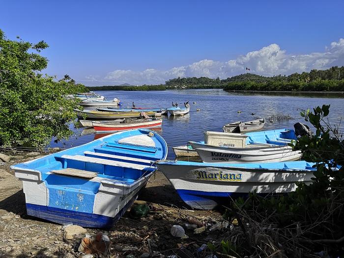 Estero El Infiernillo en Mazatlán