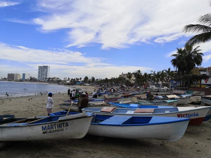 Basura en Playa Norte