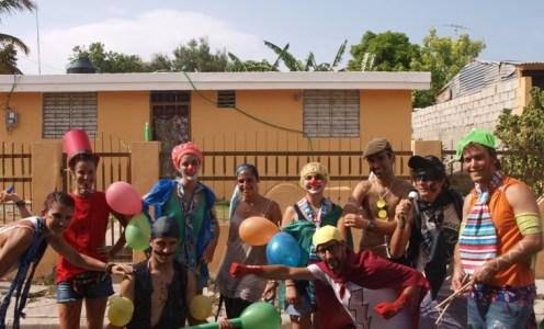 Nos visita El Circo Patán!