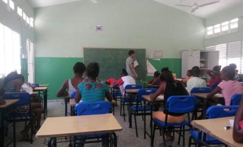 Entre aulas