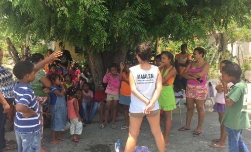 Aprovechando al máximo nuestra estancia en Sabana Yegua
