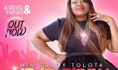 Min Tracy Tolota - He Is Risen Mp3 Download
