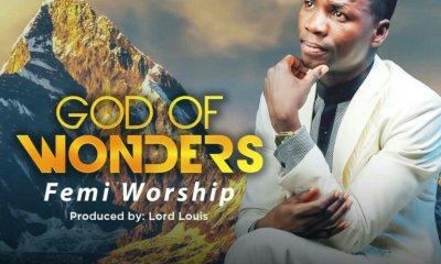 Femi Worship - God Of Wonders Mp3 Download