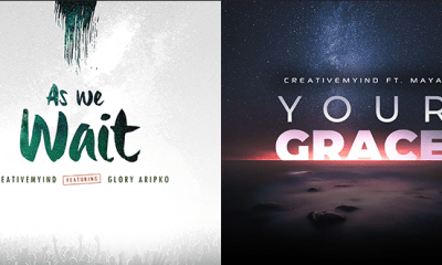 CreativeMyind - As We Wait (ft. Glory Aripko) + Your Grace ft Maya Mp3 Download
