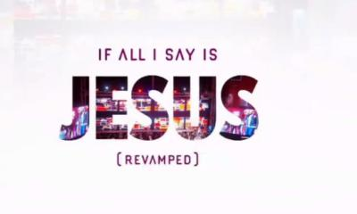 """Dunsin Oyekan and Tasha Page-Lockhart Collab - If All I Say Is Jesus """"Revamped"""""""