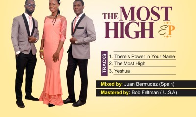 Desperate Worshippers - The Most High EP Download