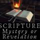 Mystery or Revelation