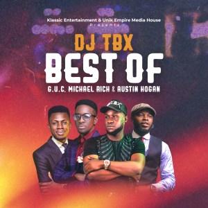 Best of GUC Michael Rich Austin Hogan mixtape hosted by DJTbx