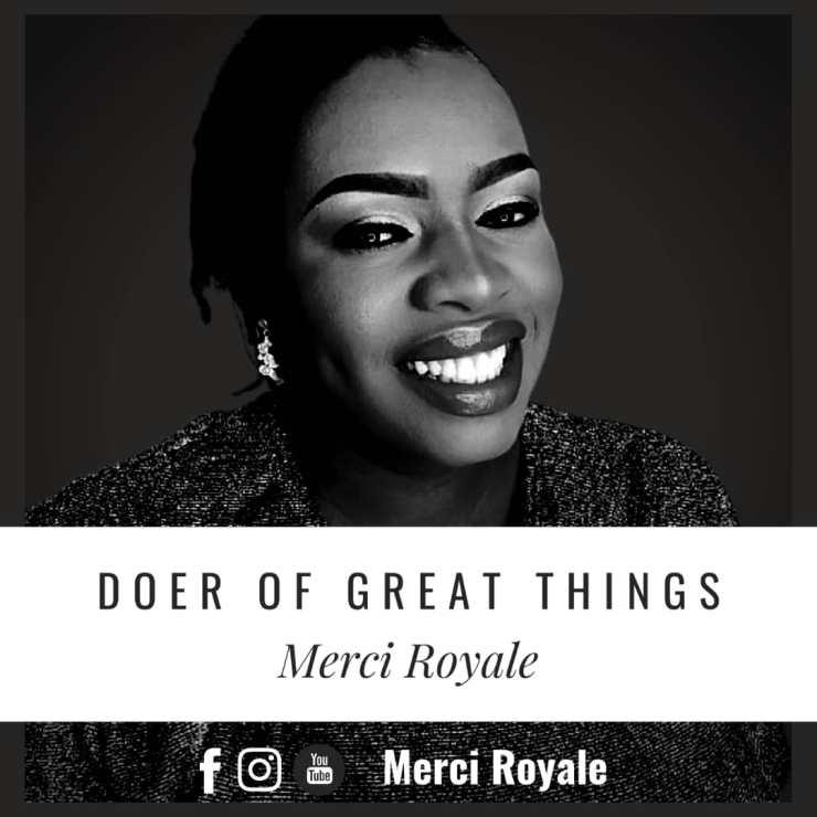Merci Royale Premieres 3 Music Videos Off Her GRACE Album
