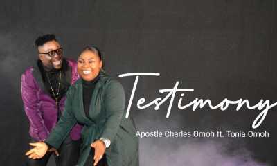 Download Apostle Charles Omoh Testimony mp3