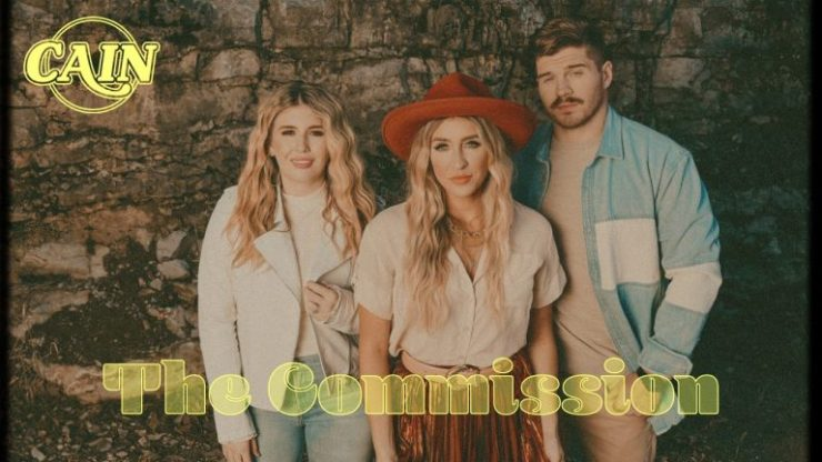 Download CAIN The Commission mp3