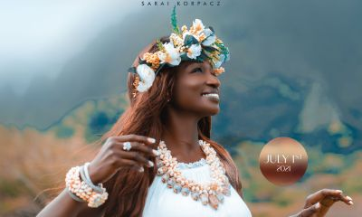 """Sarai Korpacz Sets Out Again To Inspire With New Single """"Eden in Me"""""""