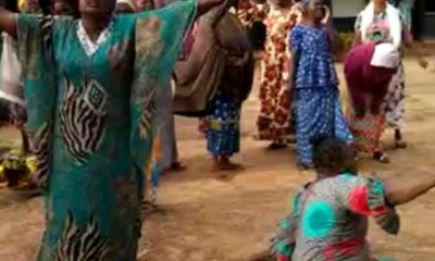 Nigerian Parents Cry Out To God For Safe Return Of 140 Students Staff Abducted From Christian School