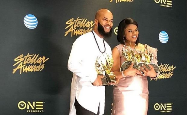 33rd Annual Stellar Awards (2018) - See Full List Of Winners
