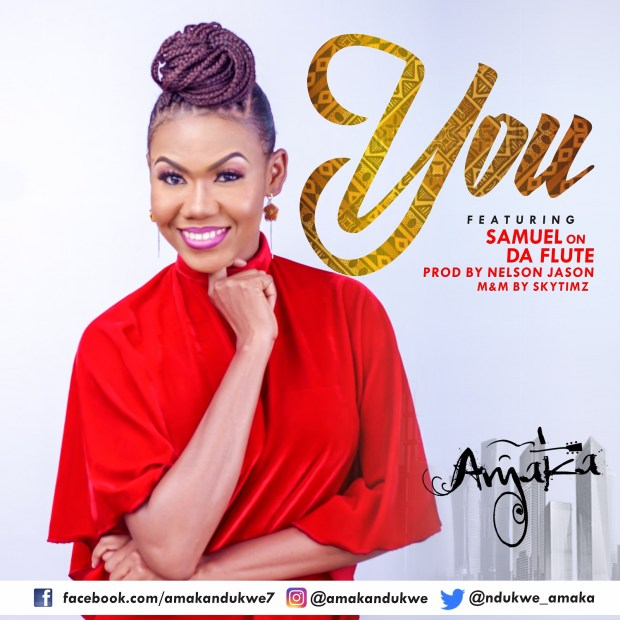 Amaka You Ft. Samuel On Da Flute Mp3 Download