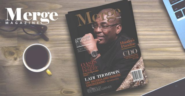 Merge Magazine Releases Second Edition