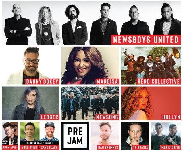 Winter Jam 2019 Artists, Cities, And Dates Announced