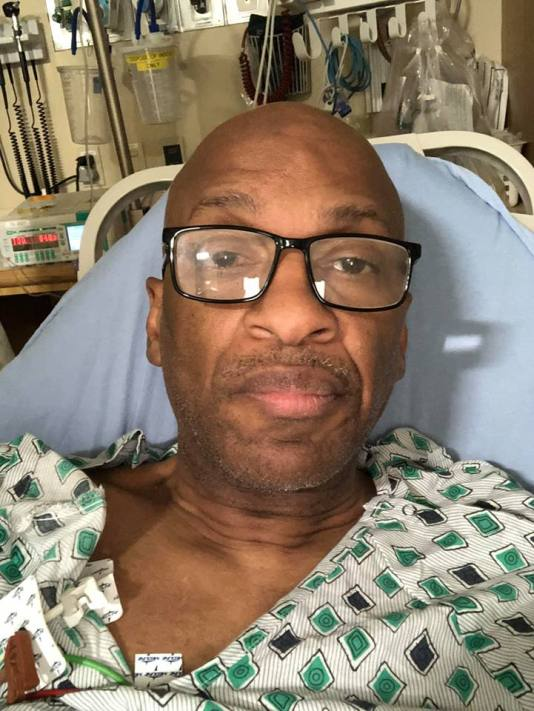 """World renowned Gospel Music Minister """"Donnie McClurkin"""" involved in an Car Accident"""