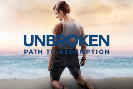 Unbroken : Path to Redemption (HD) 2018 Free Movie Download
