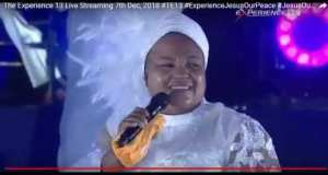 CHIOMA JESUS Powerful Praise at THE EXPERIENCE 2018