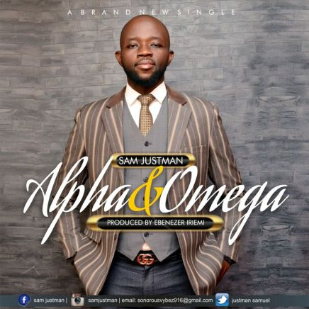 Sam Justman - Alpha and Omega Mp3 Download