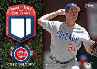 2016-Topps-Series-1-Baseball-100-Years-at-Wrigley-Relic