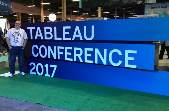 A Tale of Two Conferences (#DATA17 Recap)