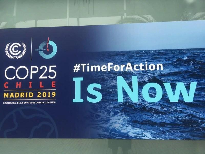 Il COP25 a Madrid è stato un fallimento