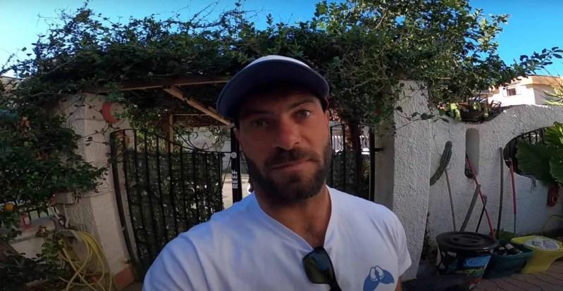 Roberto D'Amico ... il bandito, il surfer o l'amante del mare ?