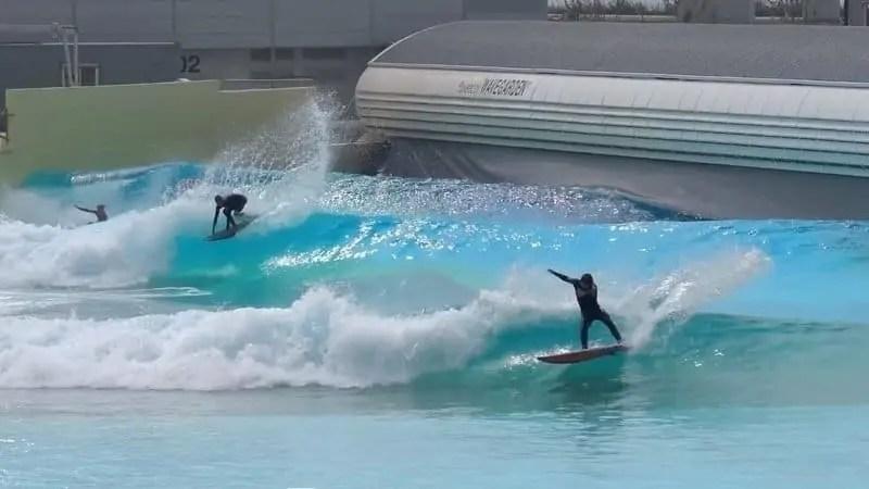 Raccolta firme per Wave Park a Livorno
