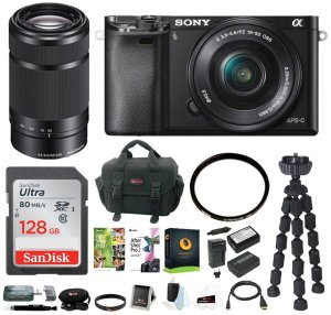 Sony A6000 bundle deal