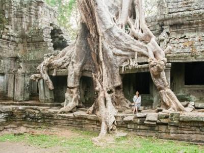 Banteay Samre, Preah Khan and Neak Pean Temple, Ankor ...
