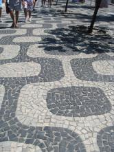 Promenade in Ipanema