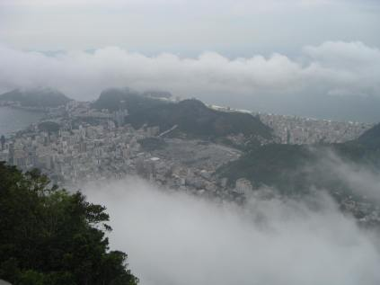 From Corcovado