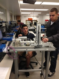 Engineering Day April 5 2013 --Pneumatic and Automation